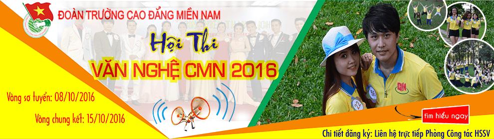 Hội thi văn nghệ CMN 2016