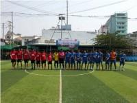 Giải bóng đá mini CKM 2015: Thể lệ thi đấu của các đội lọt vào vòng 2 sau khi kết thúc vòng đấu bảng