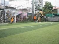 Lịch thi đấu Vòng đấu bảng giải bóng đá mini HSSV CKM lần 3 năm 2015