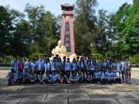 Sinh viên CKM với hoạt động đền ơn đáp nghĩa