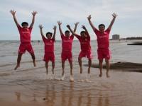 Sức trẻ CKM với kỳ nghỉ hè sôi động