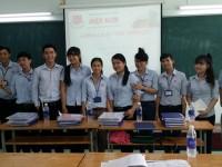 Cảm xúc về mái trường Cao đẳng KT - KT Miền Nam của sinh viên mới tốt nghiệp