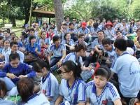 Sôi nổi các hoạt động chào đón Tân Sinh viên CKM nhập học năm 2015 - 2016