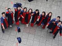 Danh sách SV Cao đẳng ngành Tài chính, Quản trị, Kế toán, Quản lý đất đai, CTKTCT Xây dựng đủ điều kiện tốt nghiệp
