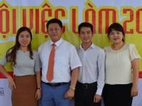 Viện phát triển nhân tài Quốc tế thuộc ĐH SHINHAN (Hàn Quốc) tham gia ngày hội việc làm CMN 2016