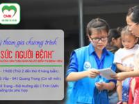 Đội công tác xã hội Trường Cao đẳng Miền Nam - CMN tuyển bổ sung tình nguyện viên cho chương trình