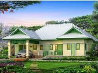 Thiết kế kiến trúc đẹp - thiết kế nhà phố và thiết kế nhà vườn