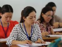 Dự kiến ngày 3/7 Sở Giáo dục TPHCM hoàn tất chấm thi THPT