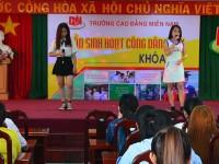Buổi sinh hoạt đầu khóa tân sinh viên Trường Cao đẳng Miền Nam (CMN)
