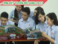 Trường Cao đẳng Miền Nam xét tuyển bổ sung Cao đẳng chính quy, Cao đẳng Liên thông, TCCN năm 2017