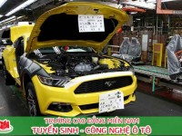 Ngành Công nghệ ô tô: Nghề đang