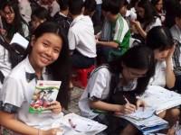 Trường Cao đẳng Miền Nam tham gia tư vấn tuyển sinh hướng nghiệp tại THPT Phan Đăng Lưu, Tp Hồ Chí Minh