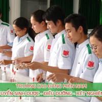 Thông tin tuyển sinh trung cấp 2018 Trường Cao đẳng Miền Nam
