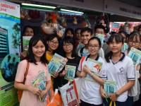Trường Cao đẳng Miền Nam tham gia ngày hội Tuyển sinh 2018 do báo Tuổi trẻ tổ chức