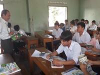 Trường Cao đẳng Miền Nam tư vấn tuyển sinh tại THPT Nguyễn Thái Học, TTGDTX Diên Khánh - Khánh Hòa