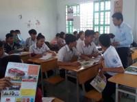 Trường Cao đẳng Miền Nam tư vấn tuyển sinh hướng nghiệp tại THPT Nguyễn Văn Linh, Ninh Thuận