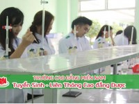 Liên thông cao đẳng Dược tại Trường Cao đẳng Miền Nam