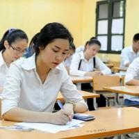 Thí sinh phải dự thi tối thiểu 4 bài thi mới được xét tốt nghiệp