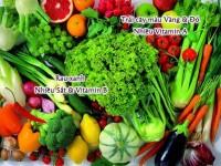 10 loại thực phẩm rất cần thiết cho sĩ tử mùa thi