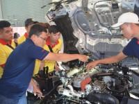 Tuyển sinh Cao đẳng Công nghệ ô tô năm 2019 tại Trường Cao đẳng Miền Nam TP Hồ Chí Minh