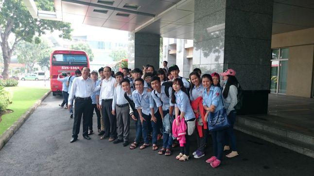 Sinh viên cao đẳng ngành Quản lý đất đai
