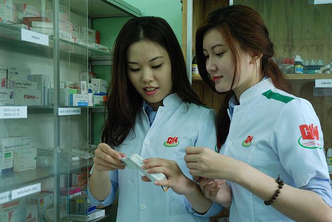 ngành dược sĩ