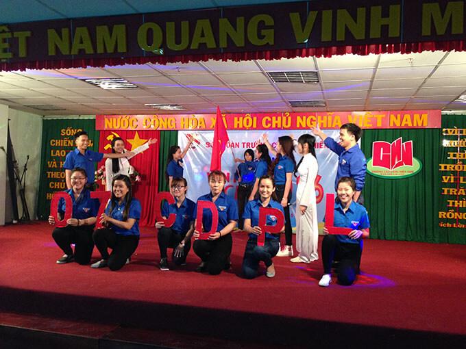 Tiết mục: Đến với con người Việt Nam tôi - ngành Dịch vụ pháp lý