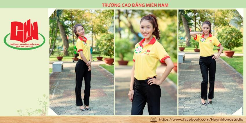 Top 10 Hoa Khôi CMN 2017 qua fanpage