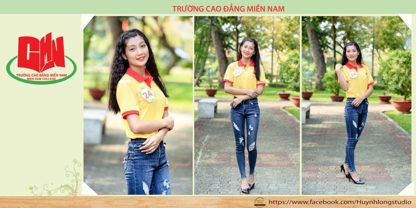 Top 10 Hoa Khôi CMN 2017 fanpage
