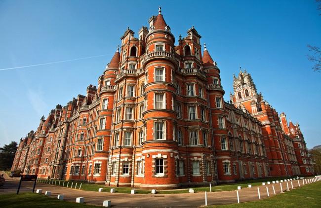16 trường đại học đẹp nhất thế giới