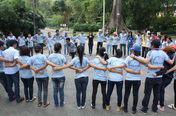 Sinh viên CMN với hoạt động ngoại khóa