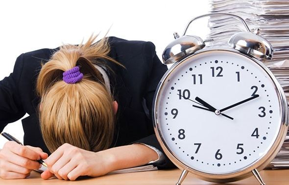 vì sao bạn quản lý thời gian không hiệu quả