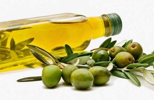 làm đẹp da đơn giản an toàn với dầu oliu