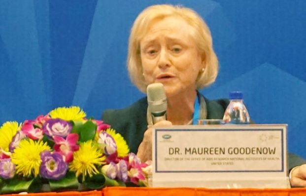 Bà Maureen Goodenow