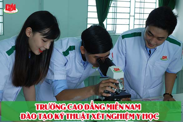 thực tập phân tích xét nghiệm y học