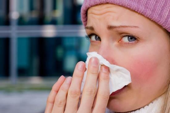phòng tránh bệnh hô hấp mùa lạnh