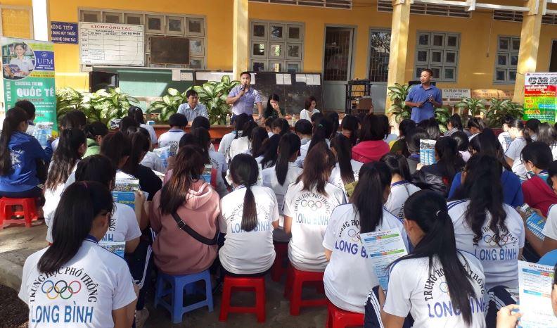 THPT Long Bình Tiền Giang