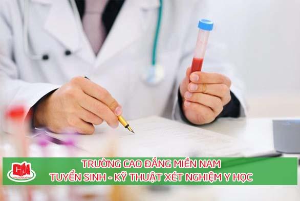 mức lương ngành kỹ thuật xét nghiệm y học