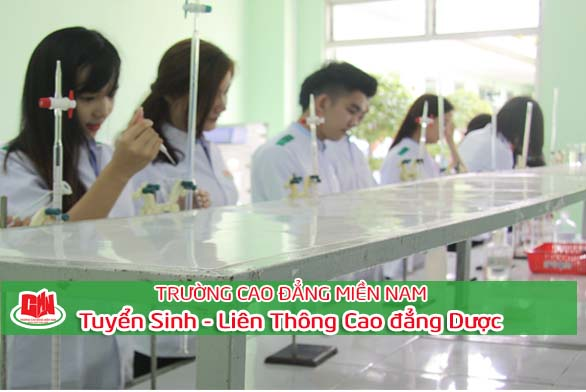 liên thông cao đẳng dược tại TpHCM