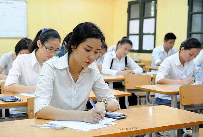 thi thpt quốc gia 2018: thí sinh phải dự thi 4 bài thi để xét tốt nghiệp