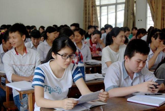 kết hợp ôn lý thuyết và bài tập thực hành giúp các bạn đạt điểm cao trong kỳ thi thpt
