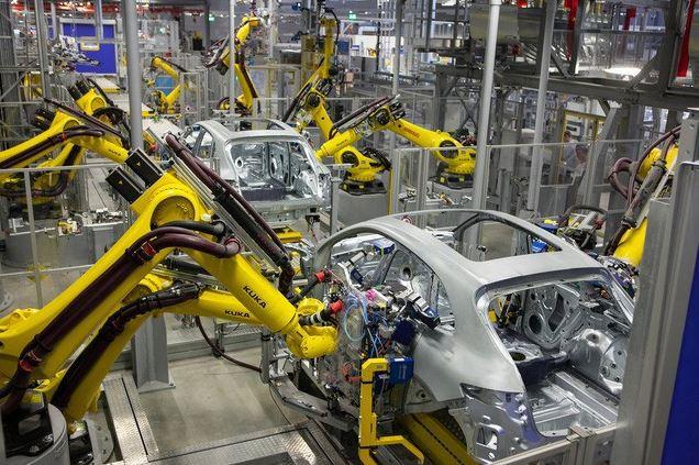 công nghiệp ô tô trong nền công nghiệp 4.0