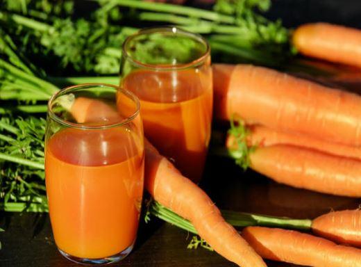 cà rốt rất tốt cho sức khoẻ
