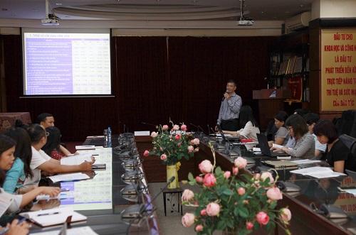 cập nhật thông tin thị trường lao động của Bộ LĐTBXH