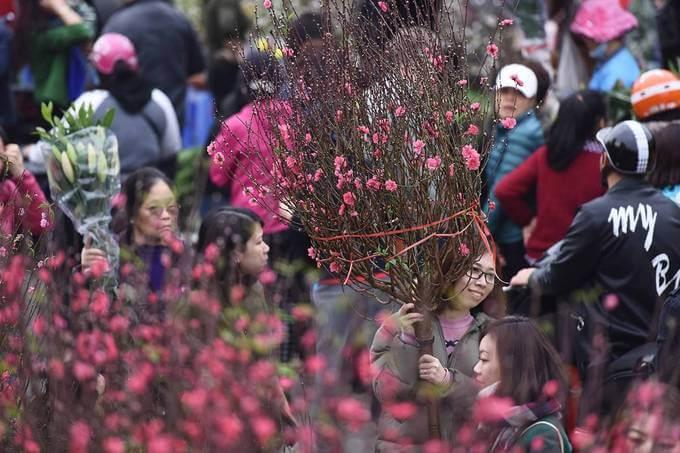 chợ hoa Quảng bá (Hà Nội)
