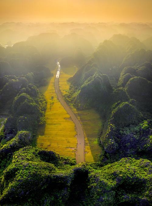 tam cốc ninh bình, Vietnam