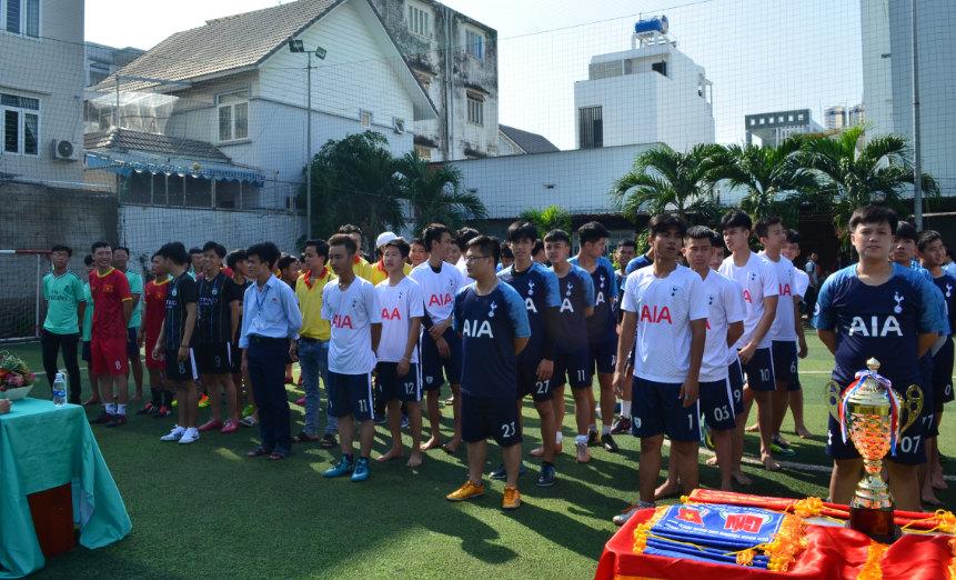 Các đội đã sẵn sàng cho các trận đối với quyết tâm cao độ