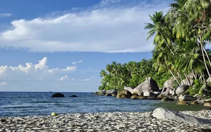 đảo hòn sơn - những đảo đẹp của Việt Nam