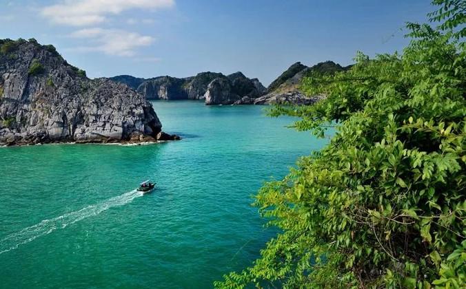 Đảo Cát Bà Những đảo đẹp của Việt Nam