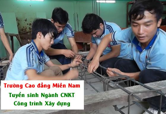 Tuyển sinh ngành CNKT Công trình Xây dựng